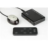 MINI HDMI Amplifier Switcher 3x1 (1.4v)