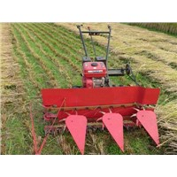 Mini rice harvester/wheat harvester/beans harvesting machine/chili harvesting machine/mini harvester