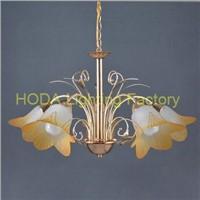 Modern Living Room Glass Pendant Lamp chandelier