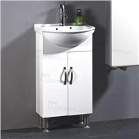 Modern pvc bathroom cabinet, floor bathroom cabinet