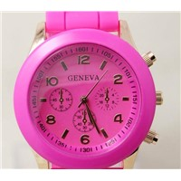 New Fashion Plastic Watch for Women Watches