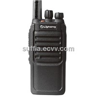 New Lisheng walkie talkie 5W 16CH UHF LS-T278 CE Approval two way radio transceiver