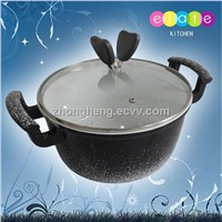 New Products Die-Casting Aluminum Soup Pot