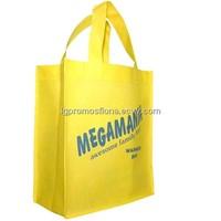 Non-woven Tote Bag Custom Logo Imprinted Shopping Bags