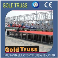 Outdoor Lighting Truss Stage Truss Display Truss Aluminum Truss