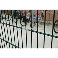 PVC Coated Double Wire Fence,Twin Wire Fence