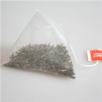 Puer tea bag / Nylon Pyramid Shaped Tea Bags