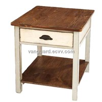 Wooden/Veneer Rectangle Table