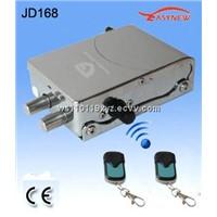 Remote control door lock