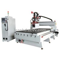 Rotary ATC Auto Tool Changer CNC Router Machine
