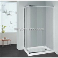 S-2010 Corner entry shower enclosure shower door
