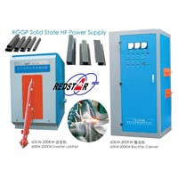 Solid state high frequency tube welder,Carbon steel welded tube making machine