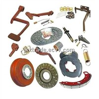 Supply China truck and China Brand Parts