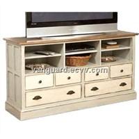 Wooden/Veneer TV console