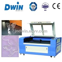 Two Heads Acrylic Glass Laser Cutting Machine DW1390