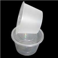 Two Versions of Plastic Container for Customers Selection 1000ml