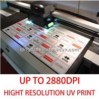 UV printed and screen printed foam board or ABS board