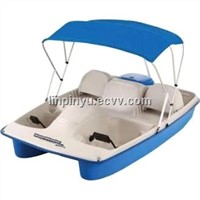 Wheeler ASL 5-Person Electric Pedal Boat