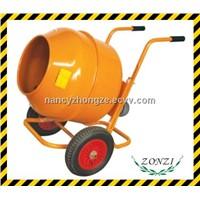 ZONZI 2014 hydraulic concrete mixer,mini concrete mixer,concrete mixer truck