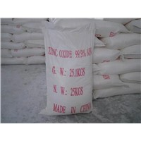 ZnO Zinc Oxide White Powder (90%~99.9%)