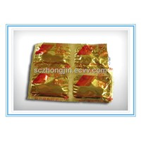 aluminium strip foil for suppository packing