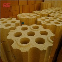 checker high alumina brick