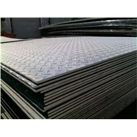 checkered steel sheet/diamond steel sheet/Chequered Plate