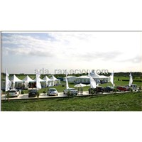 commercial tents for outdoor new product promotion