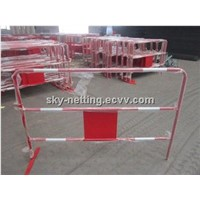 Crowd Control Fence Panel Size 1100*2100mm