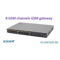 gateway 8 GSM channels GSM gateway