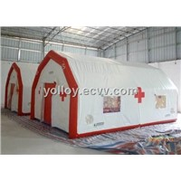 Inflatable Medical Relief Tent for First Aid