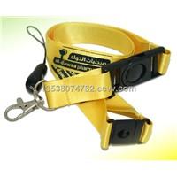 luggage belt,ployester lanyards, lanyard,badge lanyard