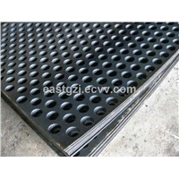 perforated metal panel
