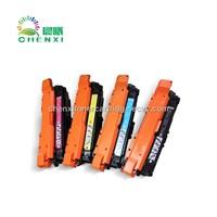 remanufact toner cartridge CE250 for HP3525 color lasjet