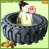 top seller construction skid steer solid tyre 12-16.5