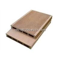 wood plastic composite decking/flooring