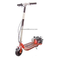 Brand New Go Ped Super X Ped Gas Powered Scooter