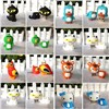 custom usb disk 4gb/8gb/16gb/32gb bulk cartoon flash drive flash memory stick flashdrivers