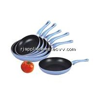5PCS Aluminium non-stick  Cookware Set  (RJ-CS04)