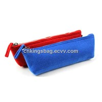 Eco Friendly Cute Felt Pencil Pouch for Student
