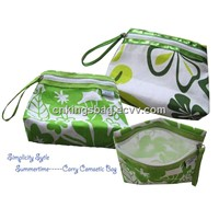 Fashion Ladies Promotional Cosmetic Bag/Beauty Makeup Bag