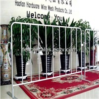 High Quality 1100MMx2500MM Galvanized Crowd Control Barriers