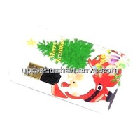 Hot Full Color Printing Best Price Credit Card USB Flash Disk