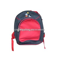 Jeans Cloth Durable School Bag for Kid