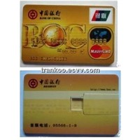 OEM Bulk Credit Card USB Stick 32GB