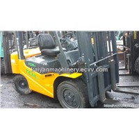 Used TCM 3ton Forklift FD30T6 Ready for Work