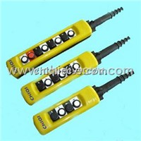 XAC Pendant Control Station Switch for Crane Remote Control and Industrial Control