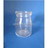 100ml Glass Milk Bottle