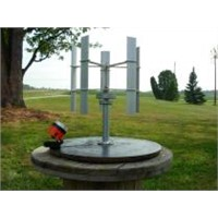 10w Vertical Axis Wind Turbines