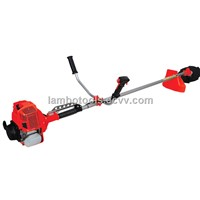 31cc 4 stroke gasoline power brush cutter grass trimmer grass cutter with CE, LGBC139